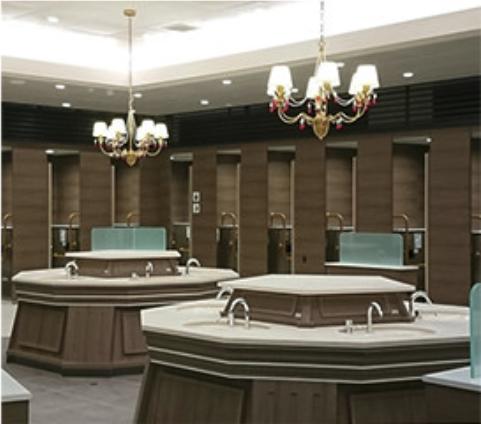 宝塚北 トイレ