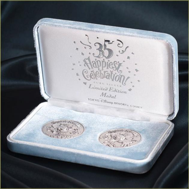 純銀製メダルセット
