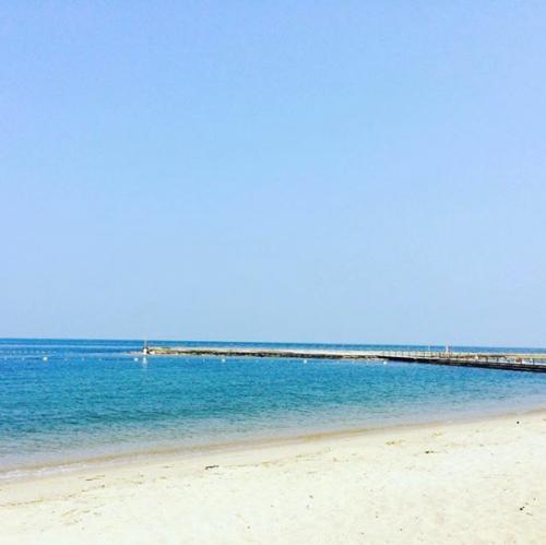 淡路島多賀の浜海水浴場